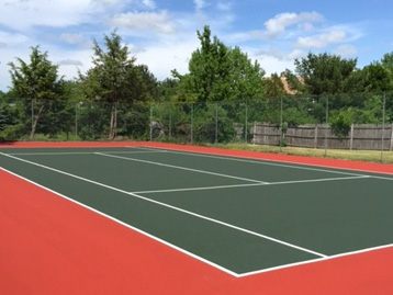 Windham NH Tennis Court